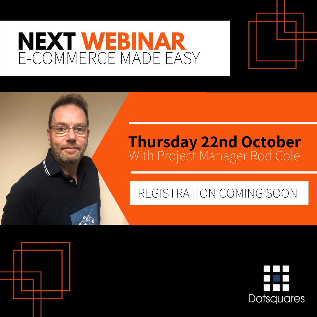 E-commerce Made Easy - Webinar With Rod Cole